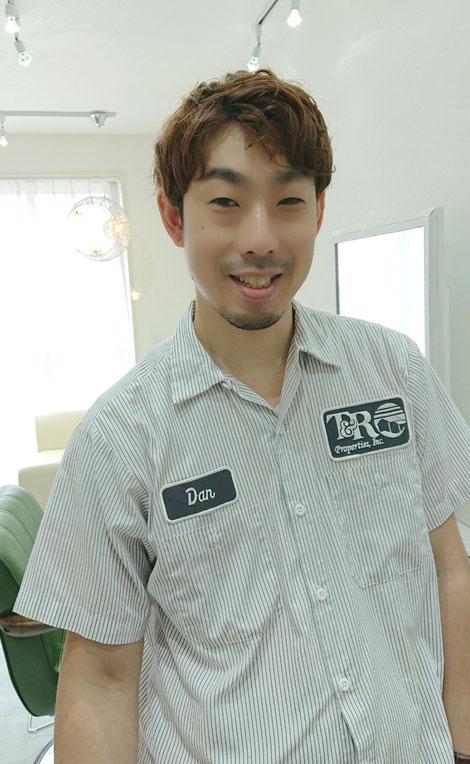武蔵小山の美容室Hair Raise(ヘアーレイズ)のスタイリスト