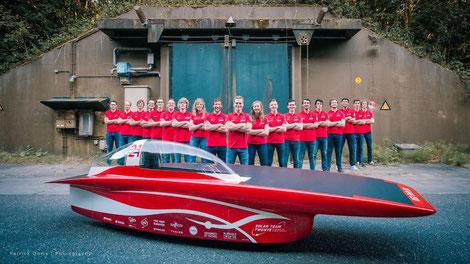 Foto: Solar Team Twente