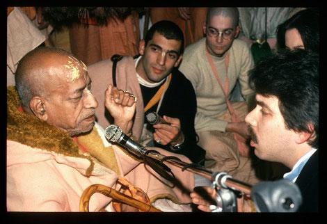 shocking for the materialistic society- Srila Prabhupada