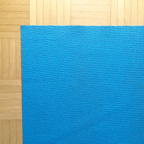 Bild: Yogamatte dünn