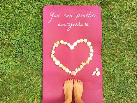 Yoga mit Katja Bienzeisler // Yogaja