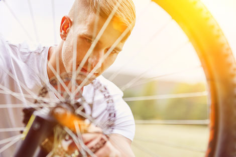 Fahrradvermietung Kleen