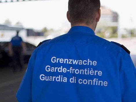 Grenzwacht; Sascha Schmid