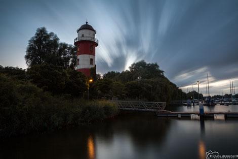Leuchtturm Brinkamahof, Bremerhaven