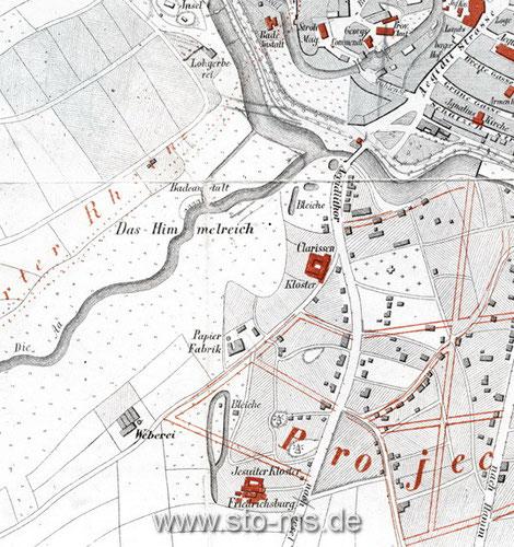 Stadtplan 1864 - 6222.284.15