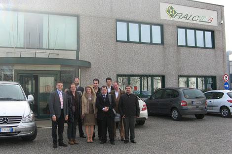 RALC ITALIA - Progetto Centro & Est Europa 2013