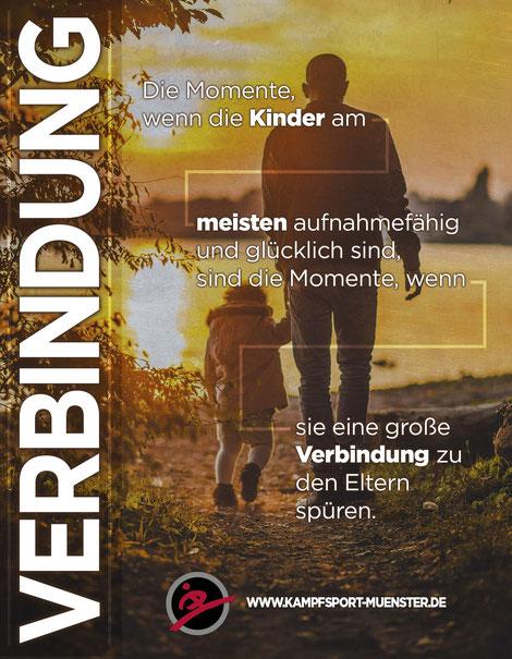 Kampfsport für Eltern und Kind in Münster