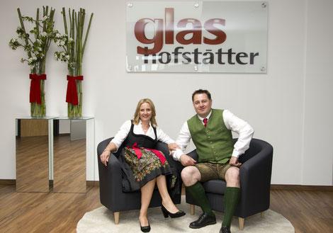 Sonja und Markus Hofstätter