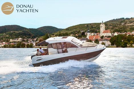 DONAU YACHTEN - Donau Yacht Charter - Das exklusive Charter-Erlebnis