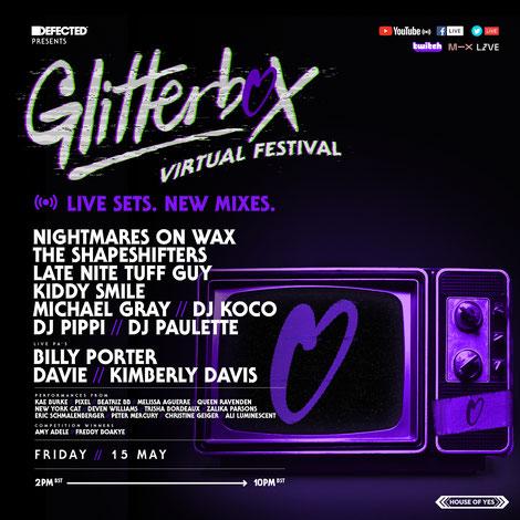 Glitterbox Virtual Festival