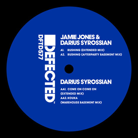 Jamie Jones & Darius Syrossian