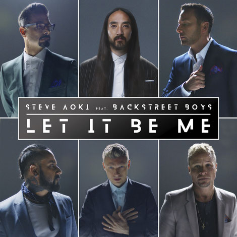 Steve Aoki Feat Backstreet Boys