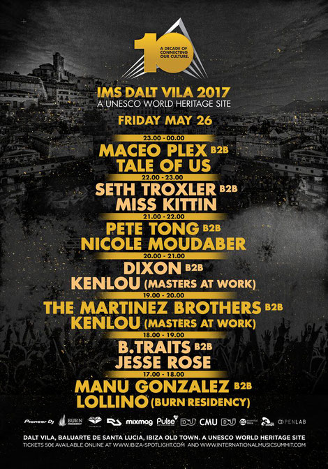 IMS Ibiza - Just A Wee Music Blog | Music, Clubbing and Gaming Blog
