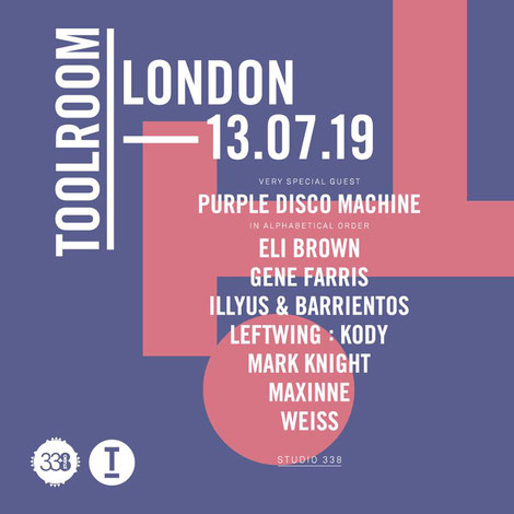Toolroom London