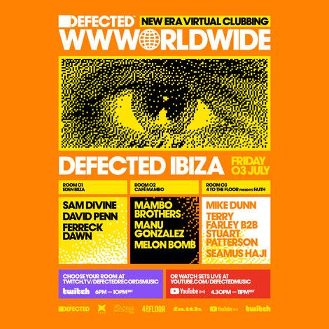 Defected WWWorldwide