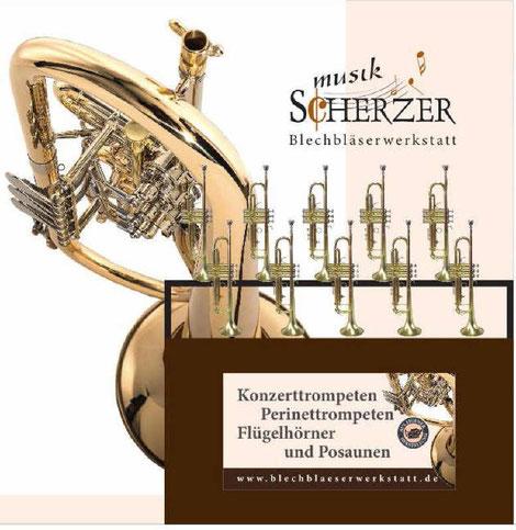 Musik Scherzer auf der Messe Music Austria 2016