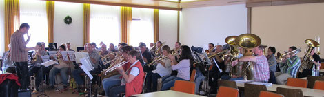 Workshop Swing & Jazz in Petersaurach