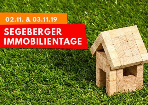 Plakat Segeberger Immobilientage