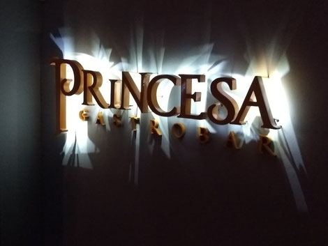 Princesa Gastrobar - lovely food in San Juan - Dante Harker