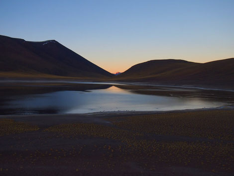 The rising sun over the Atacama - Dante Harker