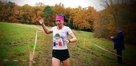 Millau Grands Causses Triathlon - Gendarmes en pointes - Cross Militaire - Championnat de France - Lara Ballestra