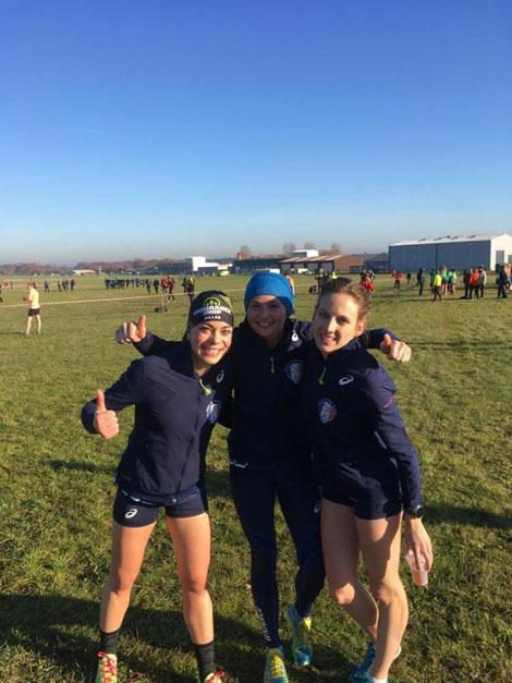 Millau Grands Causses Triathlon - Gendarmes en pointes - Cross Militaire - Championnat européen - Lara Ballestra