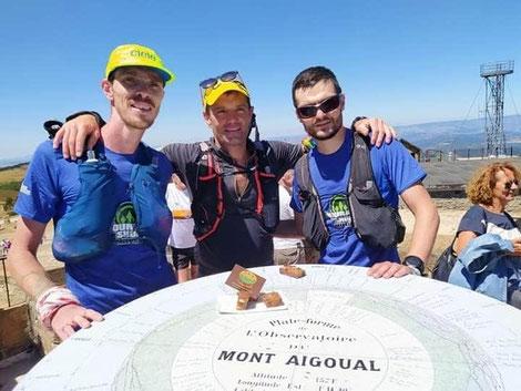 Migoual Concept Race - Millau grands causses triathlon Mont aigoual