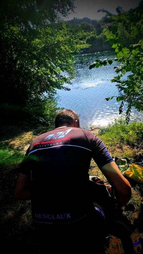 Millau Grands Causses Triathlon - FFTRI - Viaduc de Millau