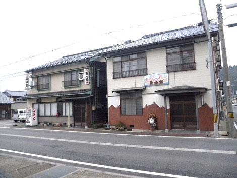旅の宿、民宿・長四郎です。