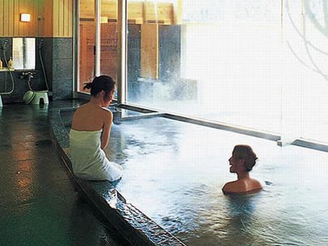 かすみ谷田川温泉です。リフレッシュ最適