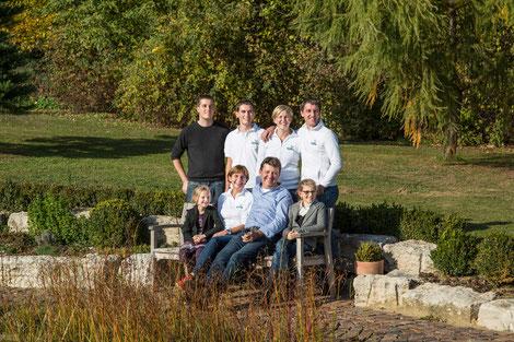 Geflügelfleisch von glücklichen Tieren, die Familie Paletta aus Holzheim