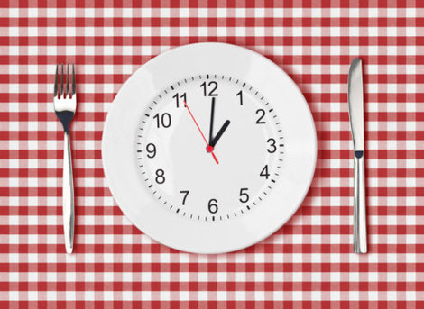 Meal timings are as important as sunlight for letting our bodies know how to adjust our internal clocks to a new timezone