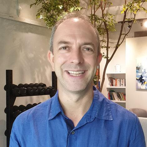Alexander Mearns, Health Coach