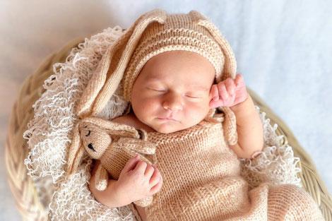Baby schlaf, Abendrituale für Babys und Kinder, so bekommen Eltern mehr Schlaf, Wampel.net