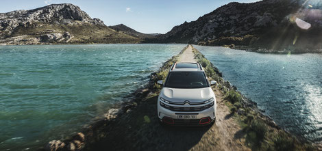 EINZIGARTIG IM SUV-SEGMENT - der neue Citroën C5 Aircross ab sofort bestellbar bei Autohaus Vallorani in Ebersberg