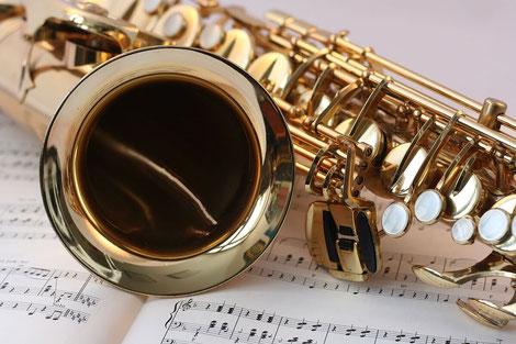 Saxophonunterricht an der dmp school
