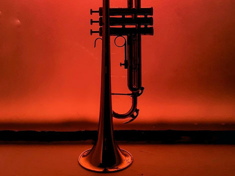 Trompetenunterricht an der dmp school