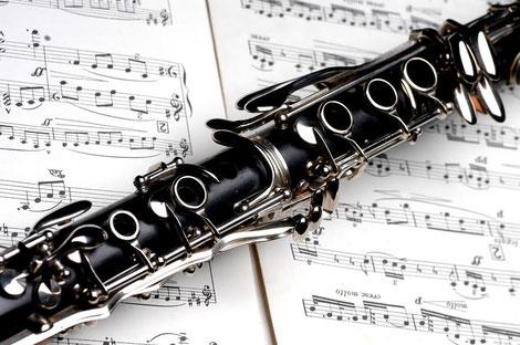 Klarinettenunterricht an der dmp school
