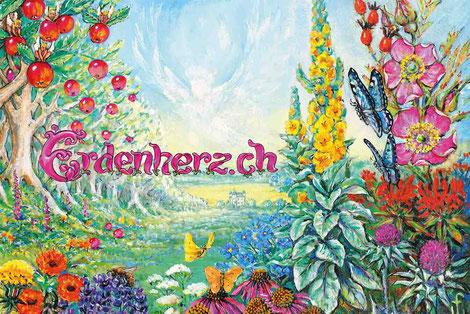 Erdenherz: Luzi Lambertucci, Massage, Hochzeitskosmetik, Naturkosmetik bei Sursee