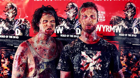 "Zombies for life: Die ""Wyrmwood""-Macher Kiah und Tristan Roache-Turner"