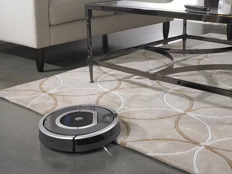 R782040 reinigt auch Teppich