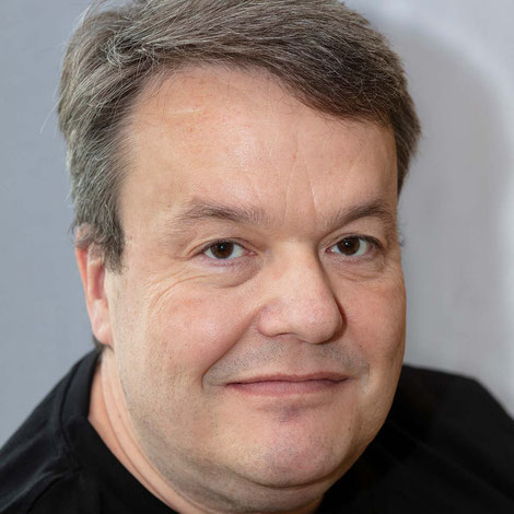 Ralf Krämer, Trainer with a focus on technology, interviews, wordings and crisis preparation.