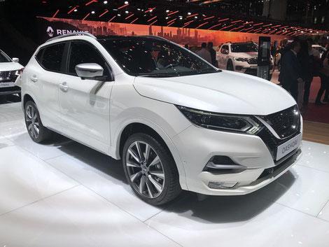 Nissan Qashqai Tekna+ 2019