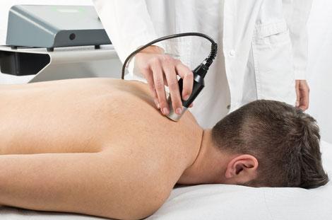 ultrasuonoterapia fisioterapista viterbo sorge