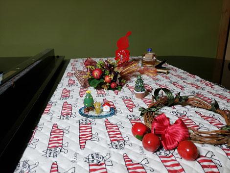 諫早市 ピアノ教室 習い事 クリスマス