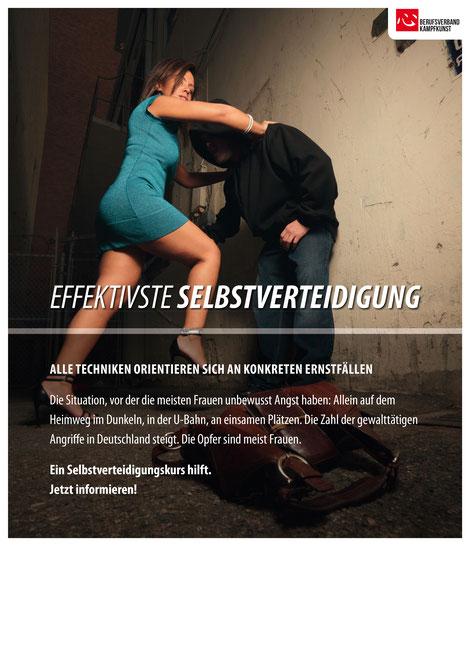 Selbstverteidigung für Frauen in Reutlingen