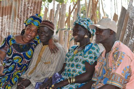 Lebensfreude im Senegal-Urlaub