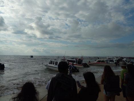Sanur, Sanur Beach, Bali, Bali 2017, Mola Mola Express, Speedboat, Strand, Von Bali nach Nusa Penida