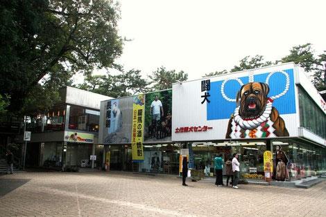 Центр Тоса-токен  Япония