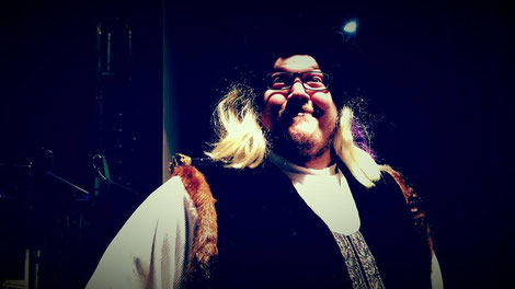 Heath Kluemper as Romeo from 'The Complete Works of William Shakespeare, Abridged'.